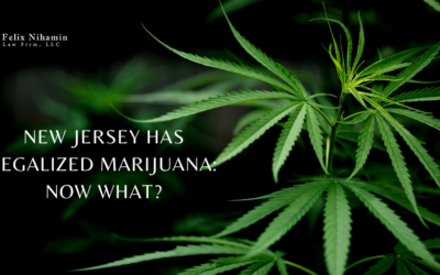New Jersey Has Legalized Marijuana: Now What?